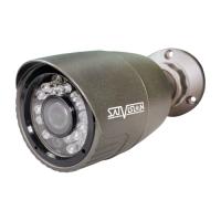 Уличная цветная видеокамера Satvision SVC-S195 v2.0 5Мп 2.8мм OSD/UTC