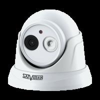 Антивандальная купольная IP-видеокамера Satvision SVI-D453 SD SL
